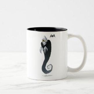 Ghoul Two-Tone Mug