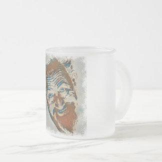 Ghoulardi (Cool It 10) Frosted 10 oz. Glass Mug