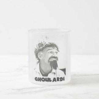 Ghoulardi (Cool It 1) Frosted 10 oz. Glass Mug
