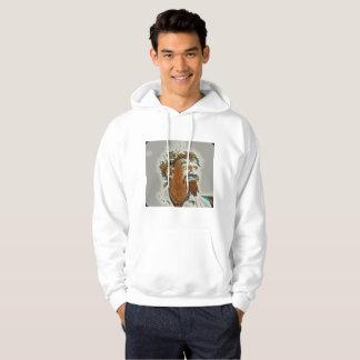 Ghoulardi (Mod 2) Men's Basic Hooded Sweatshirt