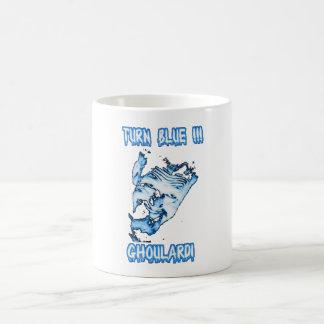 Ghoulardi (Turn Blue/Transparent) 11 oz. Mug