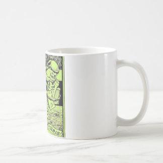 Ghoulish Halloween Glamour Coffee Mug