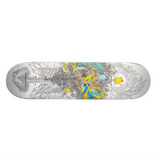ghouls alive skateboard decks
