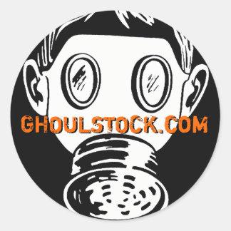 Ghoulstock.com Sticker