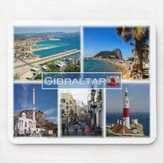 GI Gibraltar - Mouse Pad
