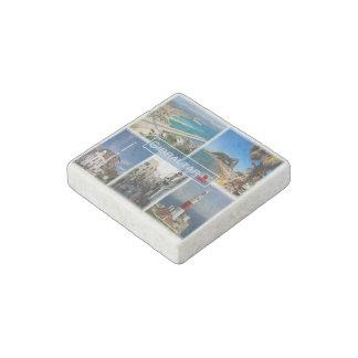 GI Gibraltar - Stone Magnets