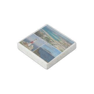 GI Gibraltar - The Lighthouse - Stone Magnets