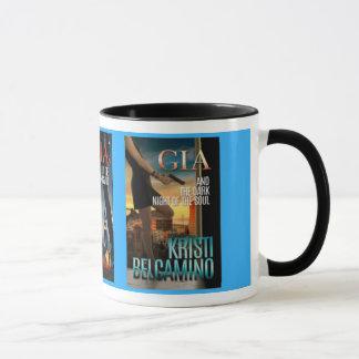 Gia Santella Crime Thriller Mug