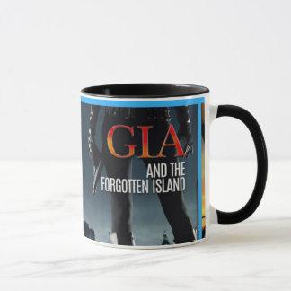 Gia Santella First Two Books Mug
