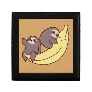 Giant Banana Sloths Gift Box