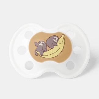 Giant Banana Sloths Pacifier