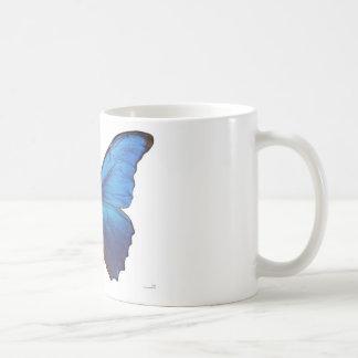 Giant Blue Morpho Butterfly Mug
