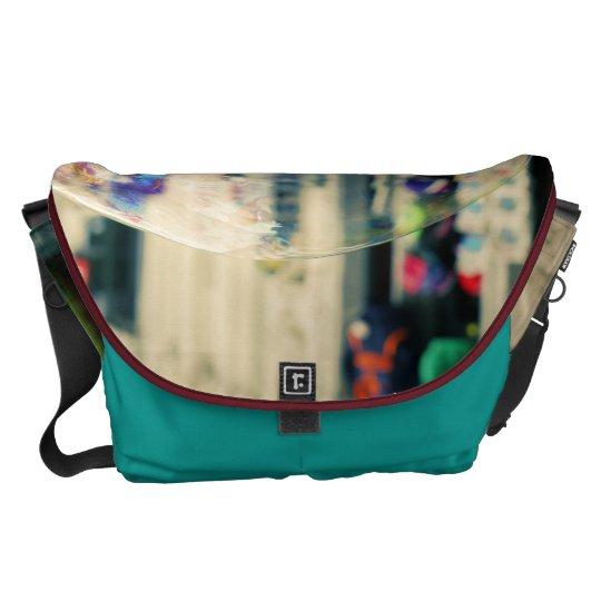 Giant Bubble - Large Messenger Bag