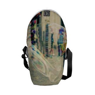 Giant Bubble - Rickshaw Messenger Bag