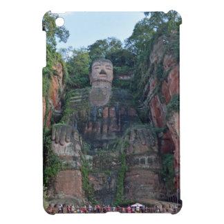 Giant Buddha Statue in China Cover For The iPad Mini