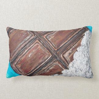 giant chocolate bar pillow from orginal art