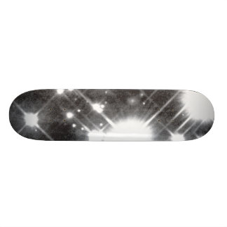 Giant Disk of Cold Gas and Dust Fuels Skate Board