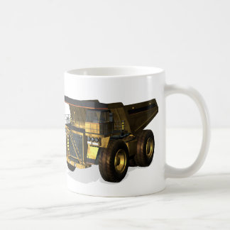 Giant Dump Truck Coffee Mug