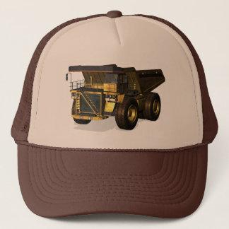 Giant Dump Truck Trucker Hat