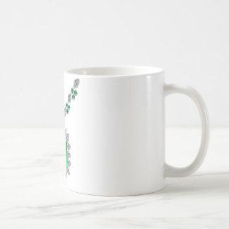 Giant Emerald Coffee Mug