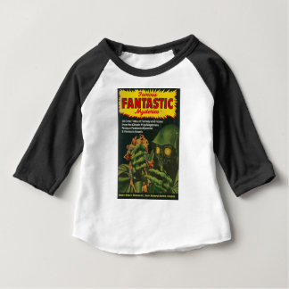 Giant Green Ghoul Baby T-Shirt