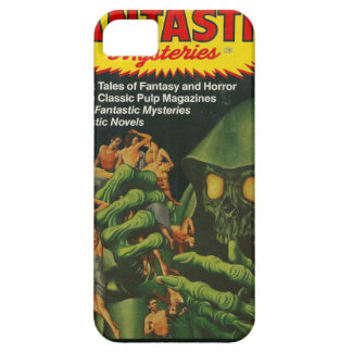 Giant Green Ghoul iPhone 5 Cases