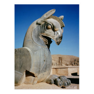 Giant griffin, Persian, c.516-465 BC Postcard