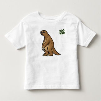 Giant Ground Sloth Toddler T-shirt