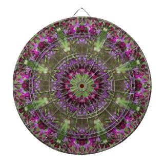 Giant Ironweed, Wildflower Kaleidoscope Dartboard