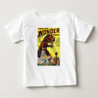 giant Lizard Monster Baby T-Shirt