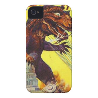 giant Lizard Monster iPhone 4 Case