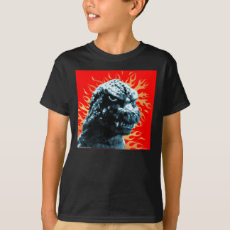 'Giant Lizard on Fire T-Shirt