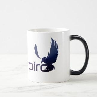 Giant Mighty Morphing Ghostbird Mug