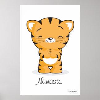 Giant Namaste Poster