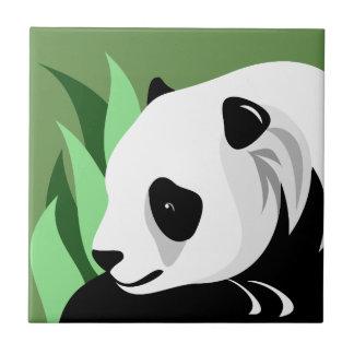 Giant Panda Art Tiles