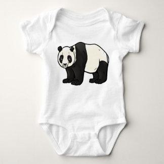 Giant Panda Baby Bodysuit
