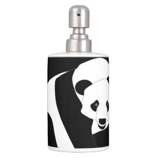 Giant Panda Bathroom Set