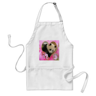 Giant Panda Bear Apron