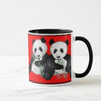 Giant Panda Bears Mug