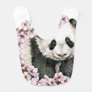 Giant Panda Cub Bib
