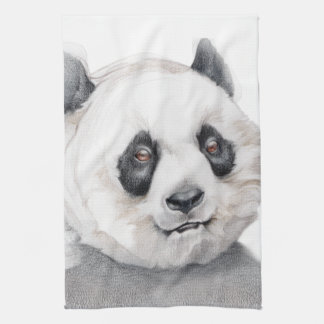 Giant Panda Kitchen Towel