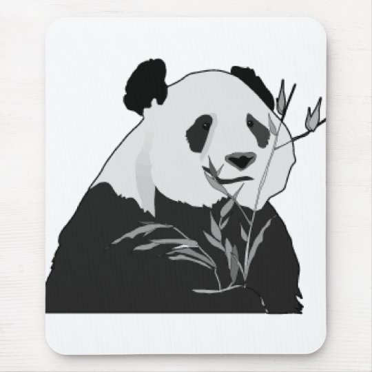 Giant Panda Mouse Pad