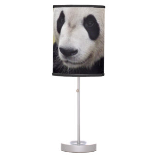 Giant Panda Portrait Desk Lamps