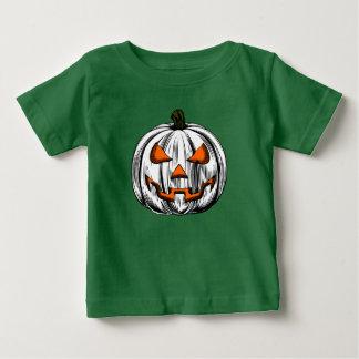 Giant Pumpkin – White Baby T-Shirt