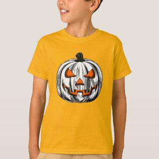 Giant Pumpkin – White T-Shirt