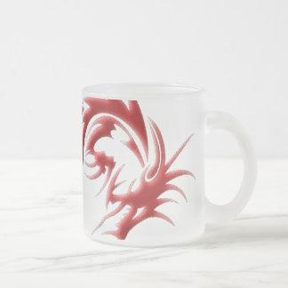 Giant Red Dragon Mug