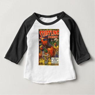 Giant Robot Caterpillars Baby T-Shirt