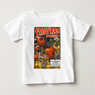 Giant Robot Caterpillars Baby T-Shirt