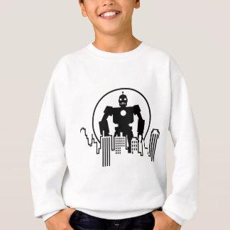 Giant Robot Skyline Sweatshirt