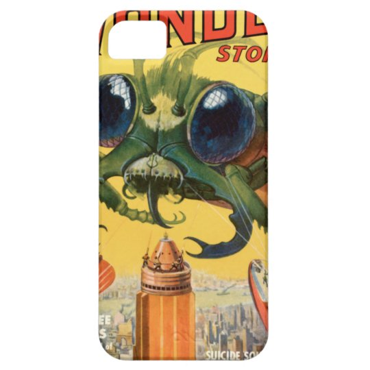 Giant Scary Fly Case For The iPhone 5